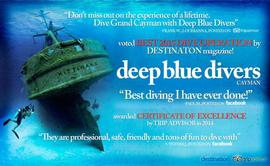 Deep Blue Divers Cayman